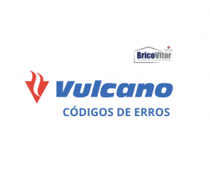 Vulcano – Código de Erros