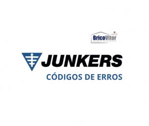 Junkers - Código de Erros